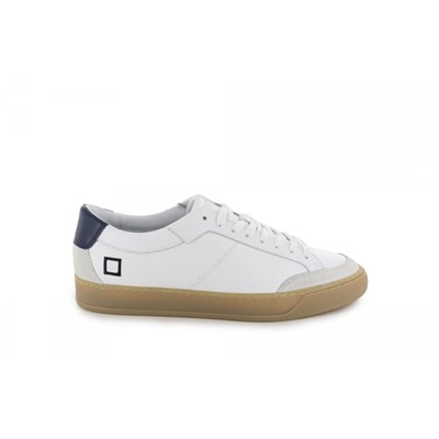 D.a.t.e. BASKETS BASSES BLANC Chaussure France_v12898