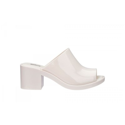 Melissa MULES BLANC Chaussure France_v5251