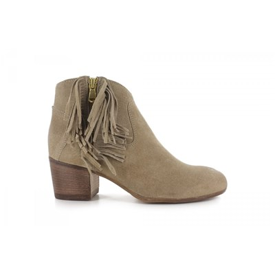 Manas BOTTINES CAMEL Chaussure France_v15663