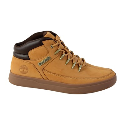 Timberland HIKER DAVIS SQUARE BOOTS BLÉ Chaussure France_v12169