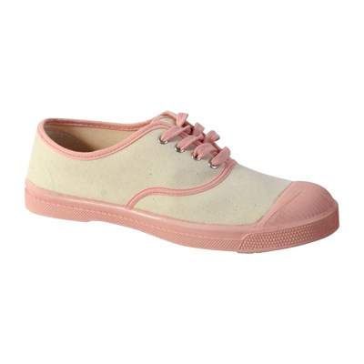 Bensimon RETRO TENNIS ROSE Chaussure France_v1130