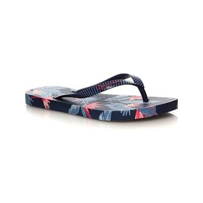 Ipanema I LOVE TROPICAL TONGS BLEU Chaussure France_v1567