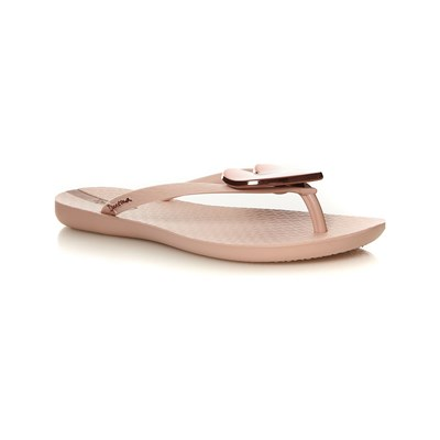 Ipanema MAXI FASHION II TONGS ROSE Chaussure France_v2398