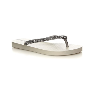 Ipanema GLAM SPECIAL TONGS ARGENT Chaussure France_v2735