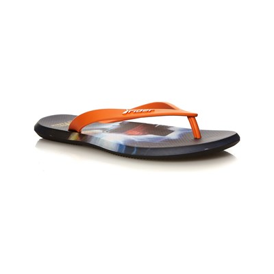 Rider BLOCKBUSTER TONGS ORANGE Chaussure France_v2084