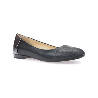 Geox LAMULAY BALLERINES NOIR Chaussure France_v1701