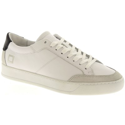 Date JET BASKETS BASSES BLANC Chaussure France_v13125