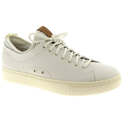 Ralph Lauren BASKETS BASSES BLANC Chaussure France_v12736