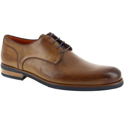 Flecs DERBIES MARRON Chaussure France_v15484