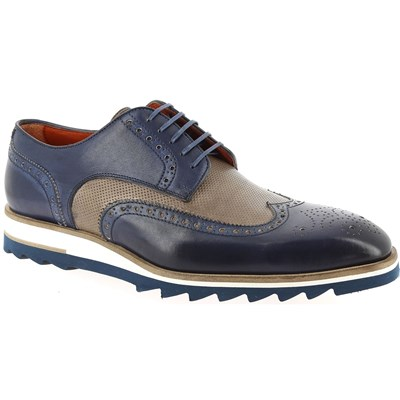 Flecs DERBIES BLEU MARINE Chaussure France_v15825