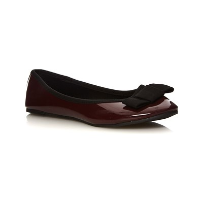 Moa ESSENTIELS BALLERINAS BORDEAUXROT