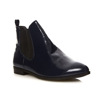 Moa BOURGEOISIE GLAM BOTTINES BLEU