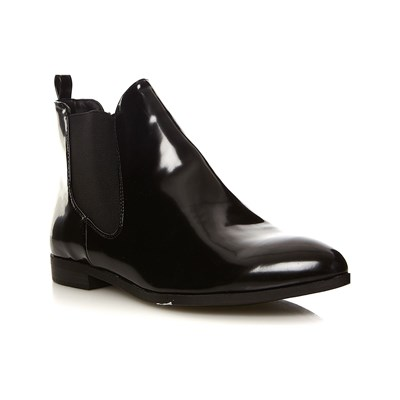 Moa BOURGEOISIE GLAM BOTTINES NOIR