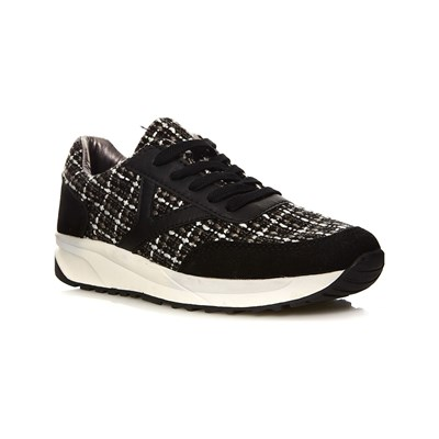 Moa NEW YORK LOW SNEAKERS SCHWARZ