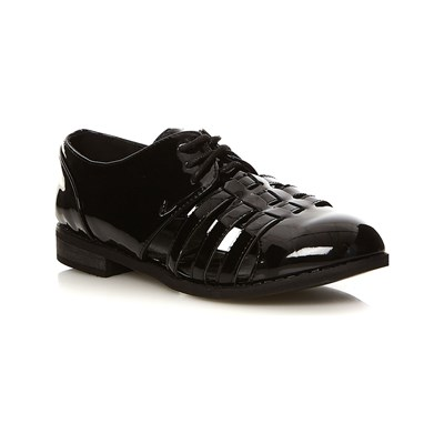 Moa NEW YORK DERBIES NOIR Chaussure France_v183
