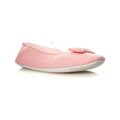 Moa ESSENTIELS CHAUSSONS ROSE Chaussure France_v020