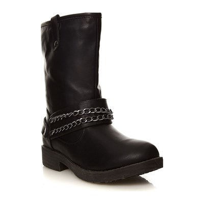 Moa MYSTIC DREAM BOOTS NOIR Chaussure France_v303