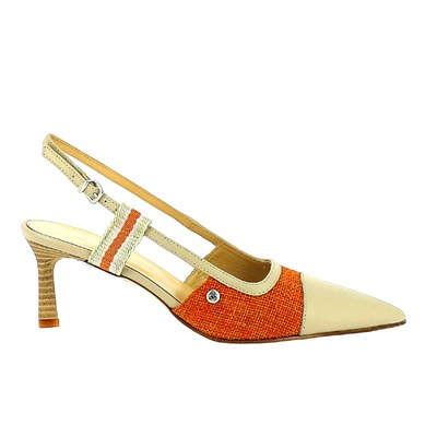 Elizabeth Stuart REX 200 ESCARPINS ORANGE Chaussure France_v10806