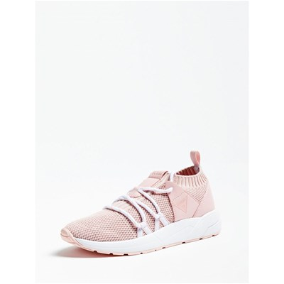 Chaussures Femme | Guess VELLER SNEAKERS ROSE