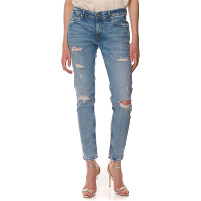 Pepe Jeans London JOEY JEANS DRITTO BLU JEANS