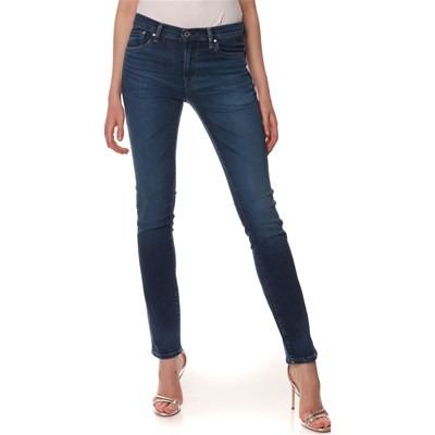 Pepe Jeans London VICTORIA JEANS SLIM BLU JEANS