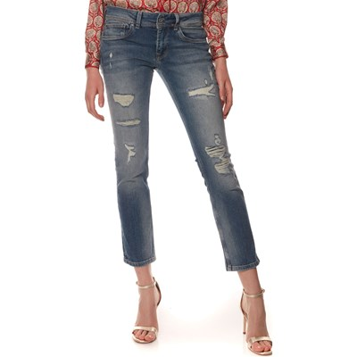 Pepe Jeans London SATURN JEANS DRITTO BLU JEANS
