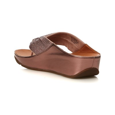 Fitflop Matériaux 3148095 Autres Sandales Crystal Rose Twiss OHrOq6