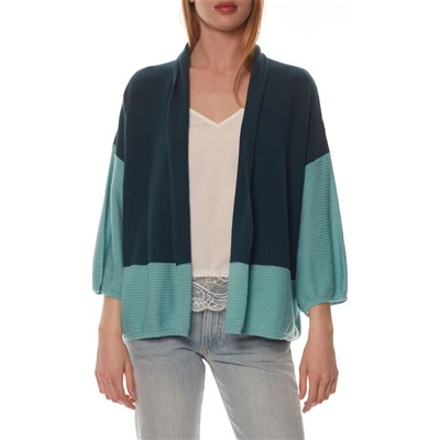 Benetton UNDERCOLORS CARDIGAN BLU