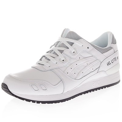 Asics GEL LITE III TENNIS BLANC Chaussure France_v8839