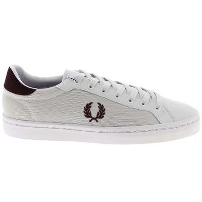 Fred Perry BASKETS BASSES BLANC Chaussure France_v10308