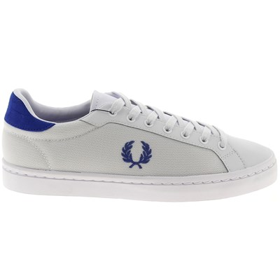 Fred Perry BASKETS BASSES BLANC Chaussure France_v10307