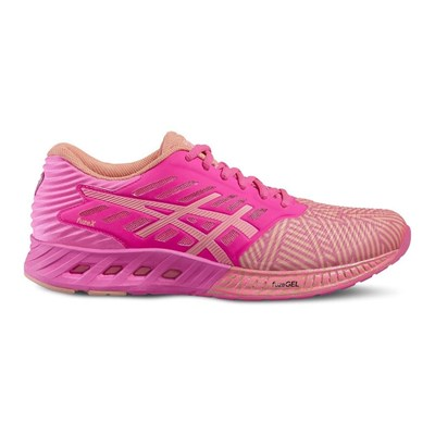 Asics FUZEX CHAUSSURES DE RUNNING ROSE Chaussure France_v14051