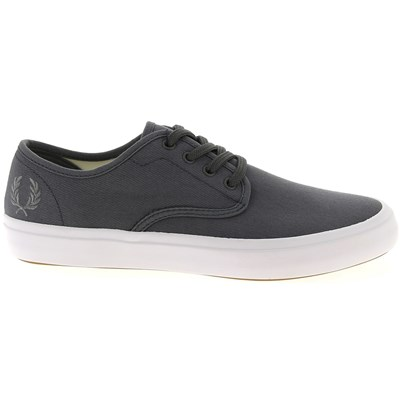 Chaussures Homme | Fred Perry BASKETS BASSES GRIS