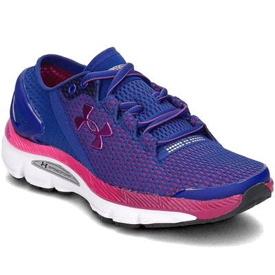 Under Armour SPEEDFORM GEMINI 21 CHAUSSURES DE RUNNING BLEU MARINE