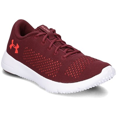 Under Armour RAPID CHAUSSURES DE RUNNING ROUGE