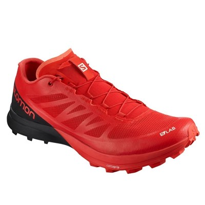 Salomon SLAB SENSE 7 RACING CHAUSSURES DE RUNNING MULTICOLORE