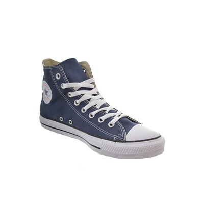 Converse CHUCK TAYLOR ALL STAR HI BASKETS MONTANTES BLEU Chaussure France_v10124