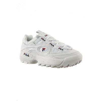 Chaussures Femme | Fila BASKETS BASSES BLANC