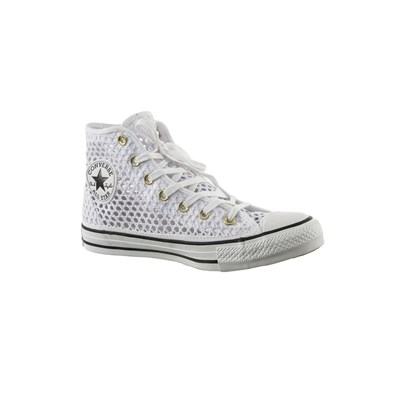 Converse 564870C CHUCK TAYLOR ALL STAR HI BASKETS MONTANTES BLANC Chaussure France_v11420