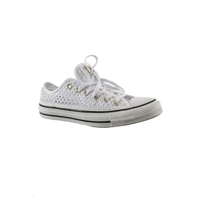 Converse 565495C CHUCK TAYLOR ALL STAR OX BASKETS BASSES BLANC