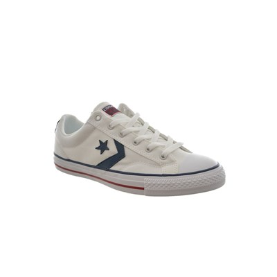 Converse STAR PLAYER OX BASKETS BASSES BLANC Chaussure France_v9184
