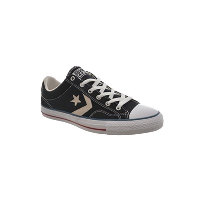 Converse STAR PLAYER OX BASKETS BASSES NOIR Chaussure France_v9187