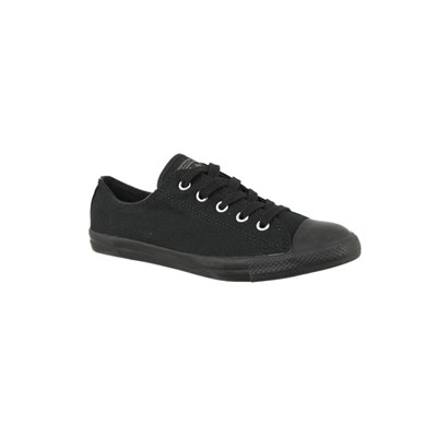 Converse 532354C CHUCK TAYLOR ALL STAR DAINTY OX BASKETS BASSES NOIR Chaussure France_v9175