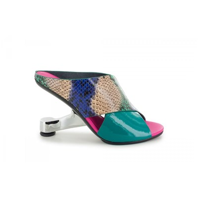 Chaussures Femme | United Nude SANDALES MULTICOLORE
