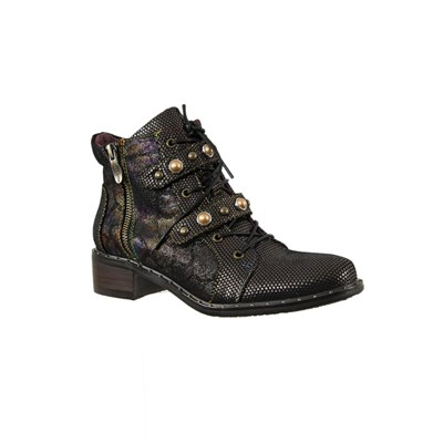 Chaussures Femme | LAURA VITA BOTTINES MARRON