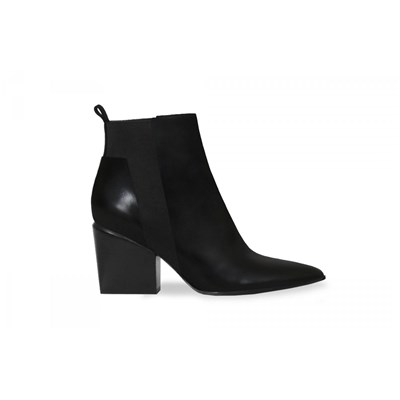 Kendall & Kylie BOTTINES NOIR Chaussure France_v14460