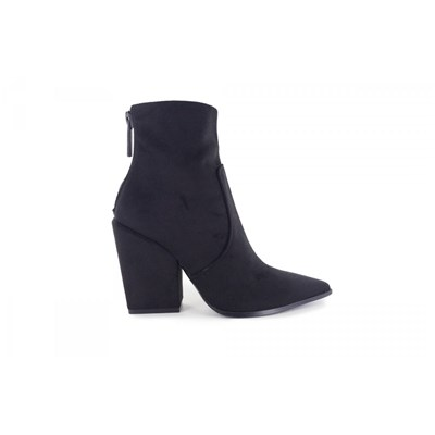 Kendall & Kylie BOTTINES NOIR Chaussure France_v15079