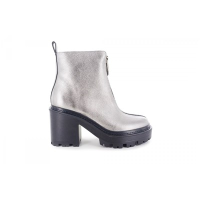 Chaussures Femme | Kendall & Kylie BOTTINES ARGENT