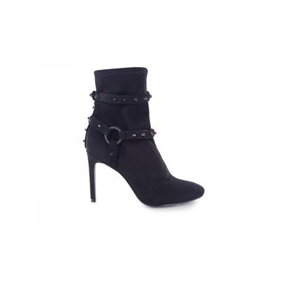 Kendall & Kylie BOTTINES NOIR Chaussure France_v15081