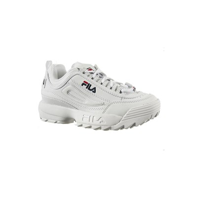 Chaussures Femme | Fila 1010262 BASKETS BASSES BLANC
